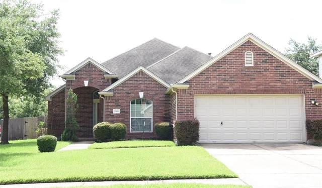 2506 Suncreek Lane, Pearland, TX 77584 (#76525306) :: ORO Realty