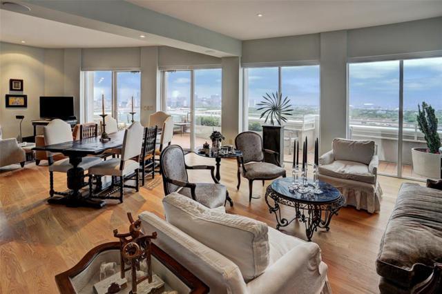 2520 Robinhood Street #1612, Houston, TX 77005 (MLS #76528764) :: Giorgi Real Estate Group