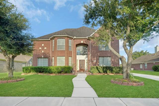 2506 Sunny Shores Drive, Pearland, TX 77584 (MLS #76537564) :: The Bly Team