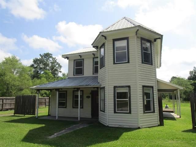7366 N Linscomb Road, Vidor, TX 77662 (MLS #76538618) :: TEXdot Realtors, Inc.