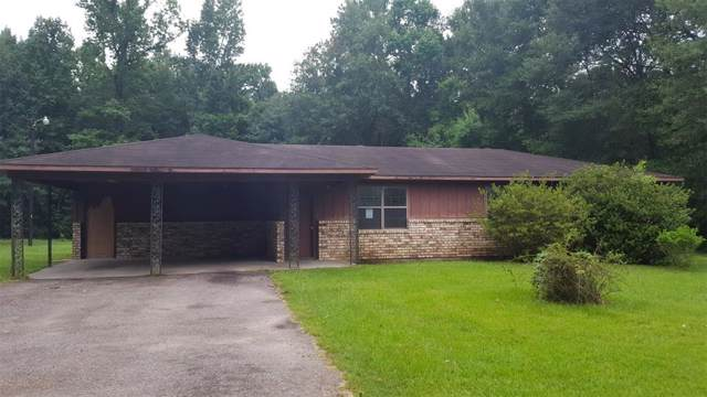 913 W Martin Luther King Street, Kirbyville, TX 75956 (MLS #76539996) :: Texas Home Shop Realty