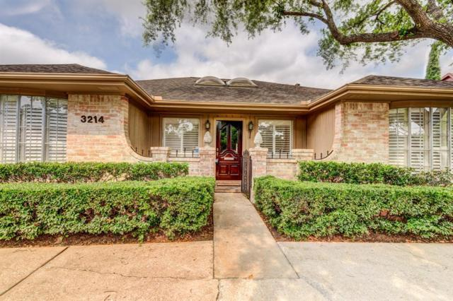 3214 Freshmeadows Drive, Houston, TX 77063 (MLS #76544065) :: The Sansone Group