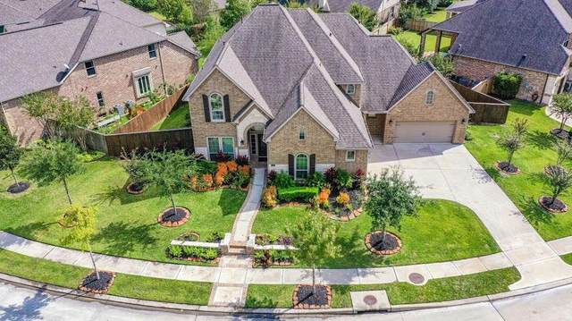 19427 Shady Edge Drive, Cypress, TX 77433 (MLS #76546441) :: My BCS Home Real Estate Group