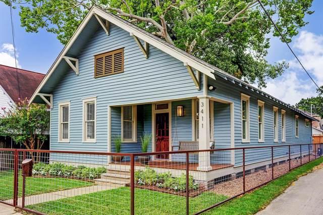 3411 White Oak Drive, Houston, TX 77007 (MLS #76547572) :: The Heyl Group at Keller Williams