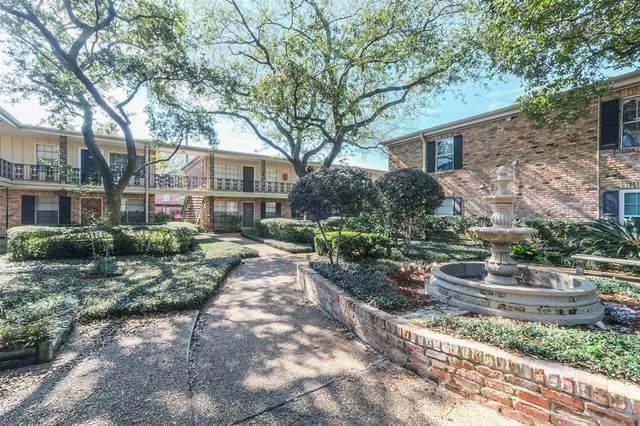 3224 Timmons Lane #136, Houston, TX 77027 (MLS #76548329) :: The Freund Group