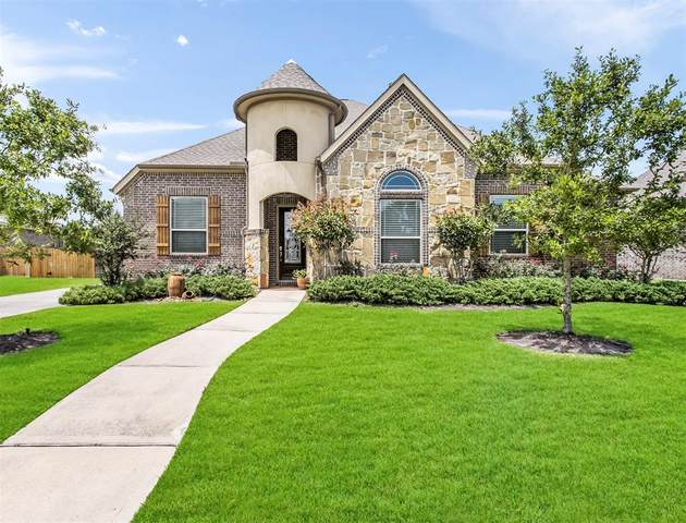 2975 Terrell Cove Lane, League City, TX 77573 (MLS #76557713) :: The Bly Team