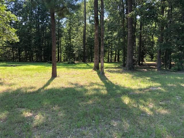 TBD Deer Ridge Drive, Livingston, TX 77351 (MLS #76562203) :: My BCS Home Real Estate Group