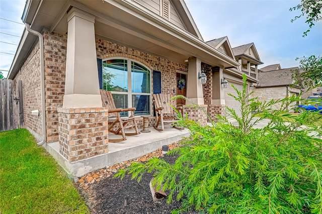 676 Oak Circle Drive E, Conroe, TX 77301 (MLS #76567731) :: The Wendy Sherman Team