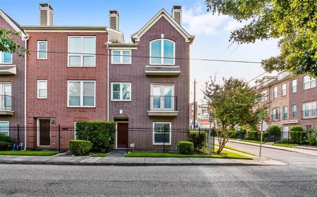 1931 Genesee Street, Houston, TX 77006 (MLS #76567994) :: Caskey Realty
