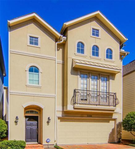 2206 Hilshire Terrace Court, Houston, TX 77080 (MLS #76569197) :: Giorgi Real Estate Group