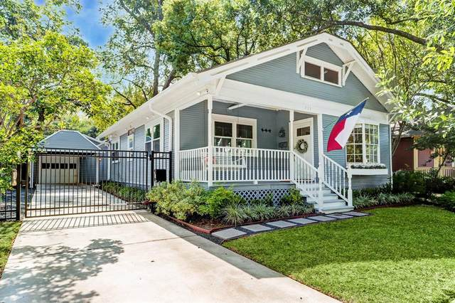 908 Highland Street, Houston, TX 77009 (MLS #76578871) :: The Freund Group