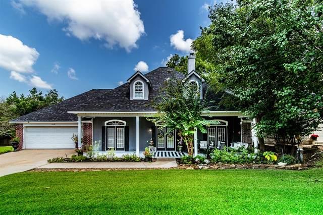 510 River Oaks Drive, Huntsville, TX 77340 (MLS #76582649) :: The Property Guys