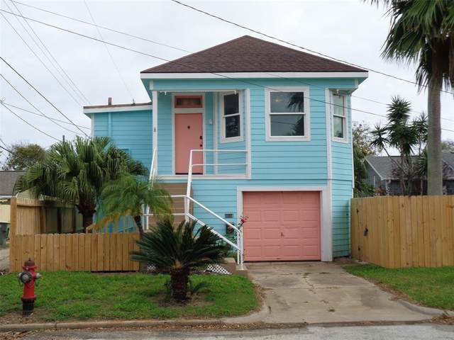 2114 52nd Street, Galveston, TX 77551 (MLS #76582690) :: Ellison Real Estate Team