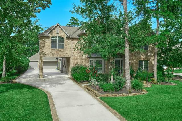 2 Shanewood Court, The Woodlands, TX 77382 (MLS #76586952) :: Green Residential