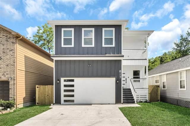 817 E 37th Street, Houston, TX 77022 (MLS #76593258) :: Keller Williams Realty