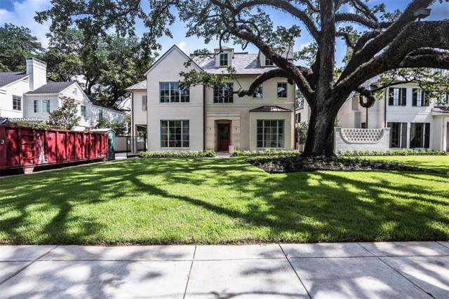 2110 Chilton Road, Houston, TX 77019 (MLS #76599376) :: The Heyl Group at Keller Williams