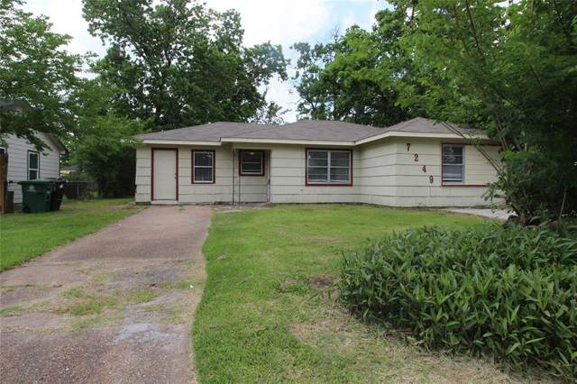 7249 Boggess Road, Houston, TX 77016 (MLS #76603110) :: Green Residential