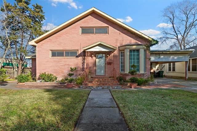 625 W 25th Street, Houston, TX 77008 (MLS #76606033) :: Green Residential