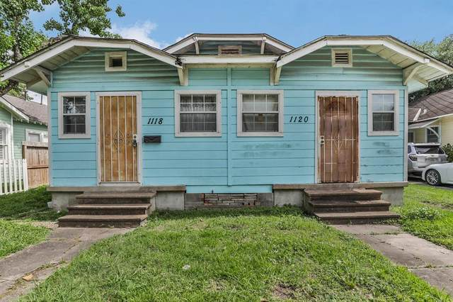 1118 Key Street, Houston, TX 77009 (MLS #76606567) :: Lerner Realty Solutions