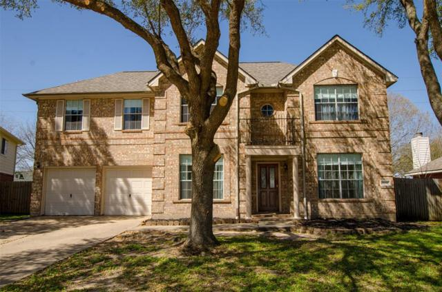 19318 Carpet Bagger Drive, Katy, TX 77449 (MLS #7662450) :: Giorgi Real Estate Group