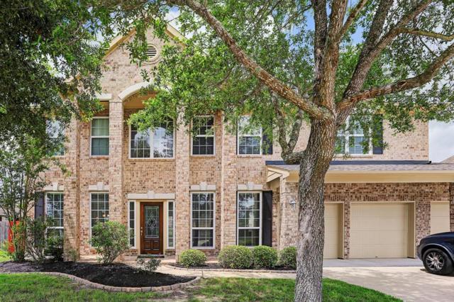 3203 Wonard Drive, Pearland, TX 77581 (MLS #76629374) :: Texas Home Shop Realty