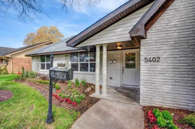 5402 Rutherglenn Drive, Houston, TX 77096 (MLS #76632247) :: The Heyl Group at Keller Williams