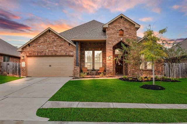 1547 Heartwood Drive, Conroe, TX 77384 (MLS #76633730) :: The Freund Group