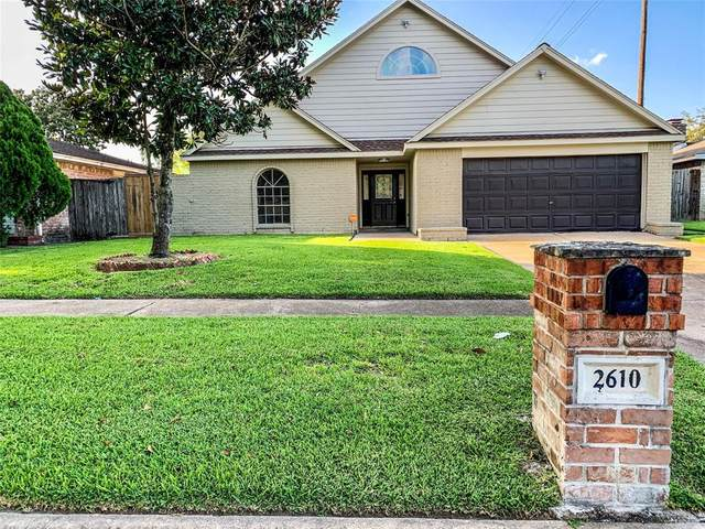 2610 Lower Valley Drive, Houston, TX 77067 (MLS #76635322) :: Phyllis Foster Real Estate