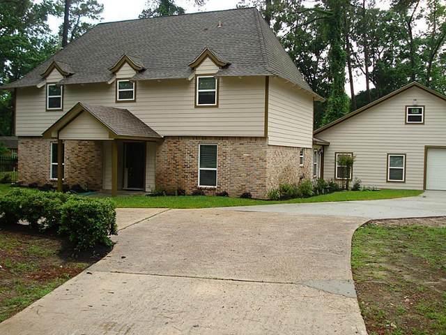 15370 Pinehurst Circle, Conroe, TX 77384 (MLS #76645623) :: The Heyl Group at Keller Williams