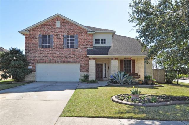 3415 Ewing Drive, Manvel, TX 77578 (MLS #76649726) :: Texas Home Shop Realty