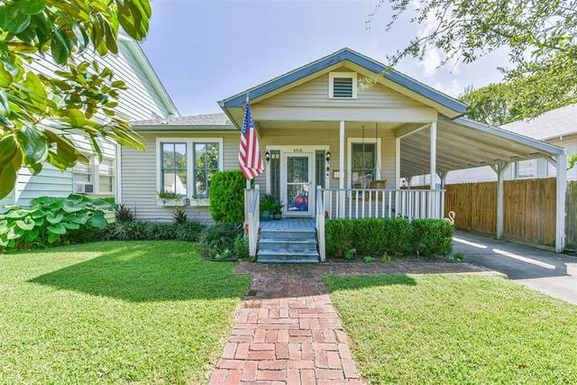 4719 Ave R 1/2, Galveston, TX 77551 (MLS #7665053) :: The SOLD by George Team