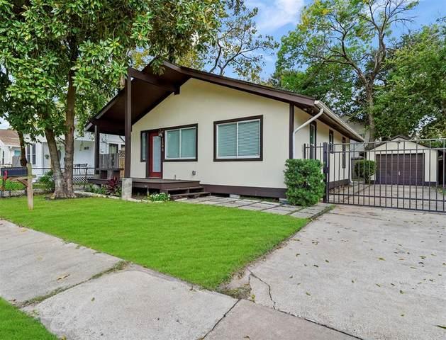 1508 Lawrence Street, Houston, TX 77008 (MLS #76651413) :: The Freund Group