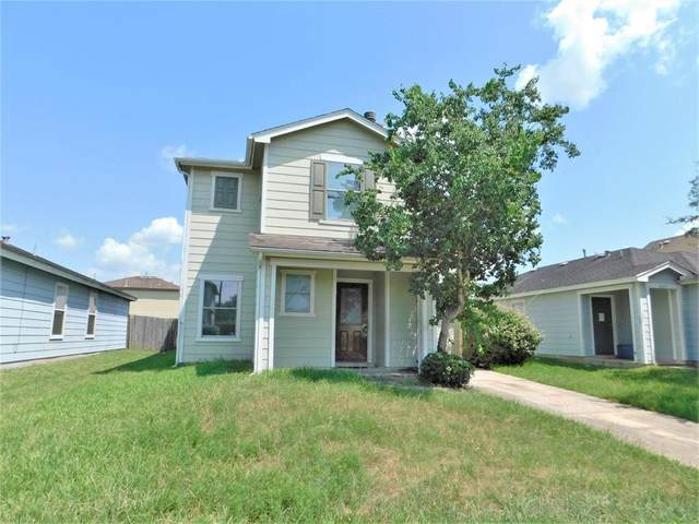 8119 Old Maple Lane, Humble, TX 77338 (MLS #76651848) :: The SOLD by George Team