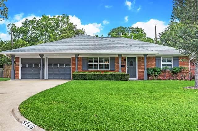 4726 Tonawanda Drive, Houston, TX 77035 (MLS #76659893) :: Caskey Realty
