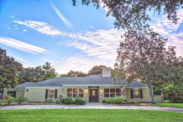 206 Oak Hill Drive, Brenham, TX 77833 (MLS #76667111) :: The Jennifer Wauhob Team