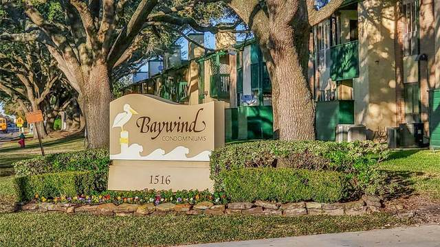 1516 Bay Area Boulevard R5, Houston, TX 77058 (MLS #76674919) :: Texas Home Shop Realty