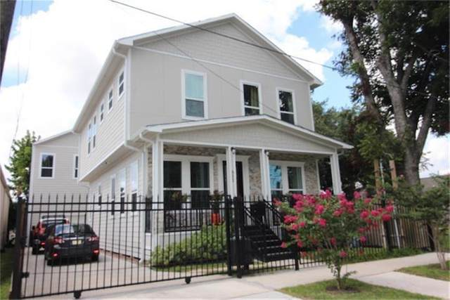811 Kern Street, Houston, TX 77009 (MLS #76675239) :: Ellison Real Estate Team