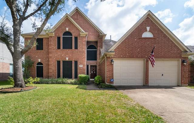 3111 E Webber Drive, Pearland, TX 77584 (MLS #76680429) :: Green Residential