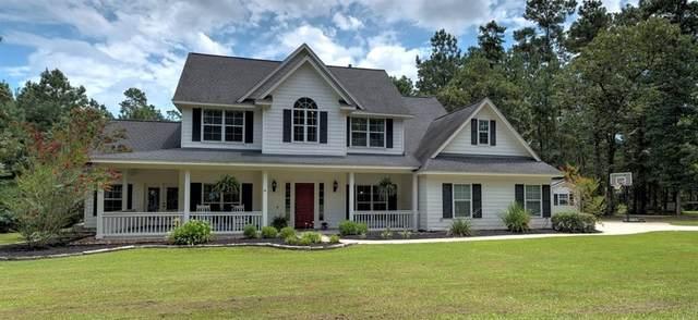 14742 Beaver Run Road, Montgomery, TX 77356 (MLS #76692918) :: Ellison Real Estate Team
