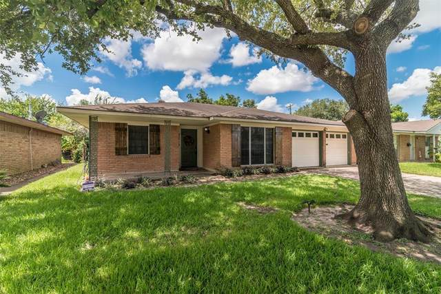 8214 Tarbell Road, Houston, TX 77034 (MLS #766938) :: The Freund Group