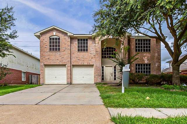 3635 Lindenfield Drive, Katy, TX 77449 (MLS #76694023) :: The SOLD by George Team