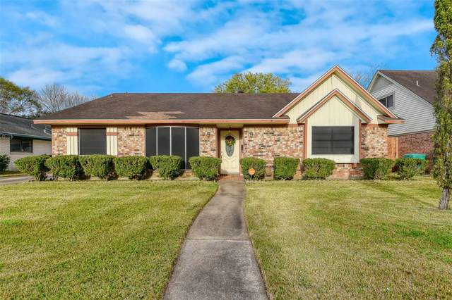 10735 Sagewind Drive, Houston, TX 77089 (MLS #76697979) :: Texas Home Shop Realty