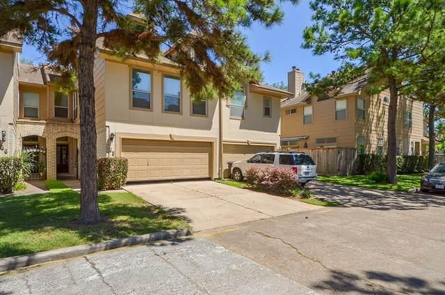 880 Tully Road #85, Houston, TX 77079 (MLS #76708771) :: NewHomePrograms.com LLC