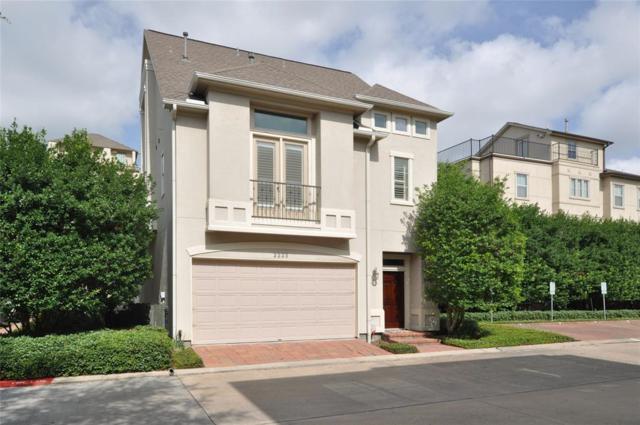 2223 Hilshire Trail Drive, Houston, TX 77080 (MLS #76720980) :: Giorgi Real Estate Group