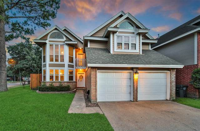 16003 Rustic Sands Drive, Houston, TX 77084 (MLS #76726236) :: The Bly Team