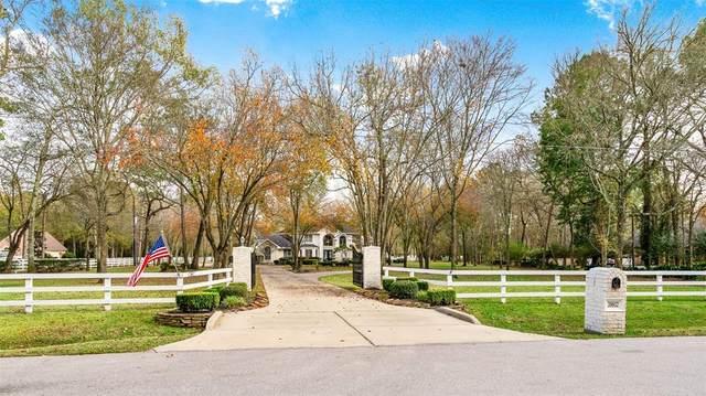 39602 Lago Drive, Magnolia, TX 77354 (MLS #76726283) :: The Home Branch