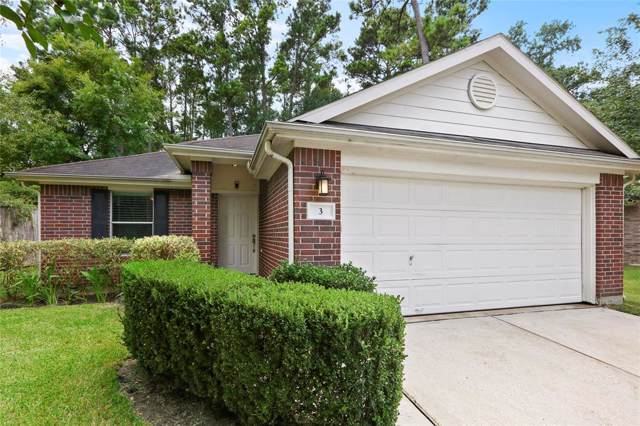 3 Thicket Grove Place, The Woodlands, TX 77385 (MLS #7673340) :: Green Residential