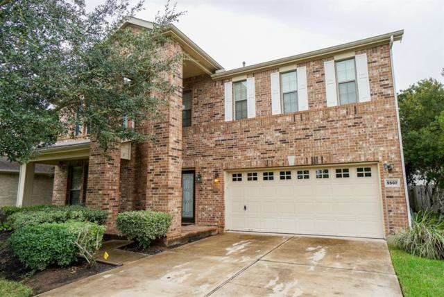 5507 Gable Meadows Drive, Sugar Land, TX 77479 (MLS #76733649) :: The Heyl Group at Keller Williams