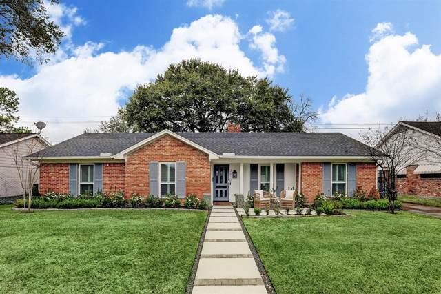3610 Ann Arbor Drive, Houston, TX 77063 (MLS #76742806) :: The Home Branch