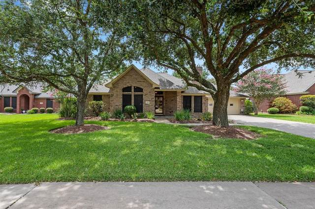 206 Indian Warrior Trail, Lake Jackson, TX 77566 (MLS #76743395) :: The SOLD by George Team